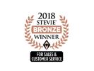 2018 Stevie Bronze