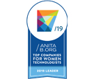 AnitaB top company for women technologists image