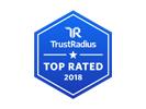 Trust Radius Top rated software 2018
