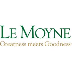 Le Moyne College logo 250