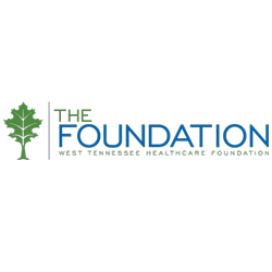 West Tennessee Healthcare Foundation Logo 250x250