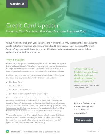 datasheet-credit-card-updater