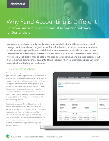 why-fund-accounting-is-different-for-grantmakers