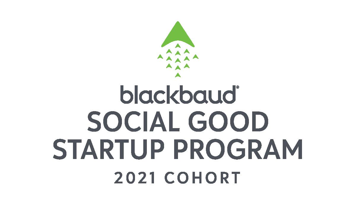 Blackbaud Social Good Startup Logo