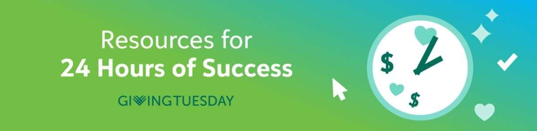 Giving Tuesday Company Blog Image