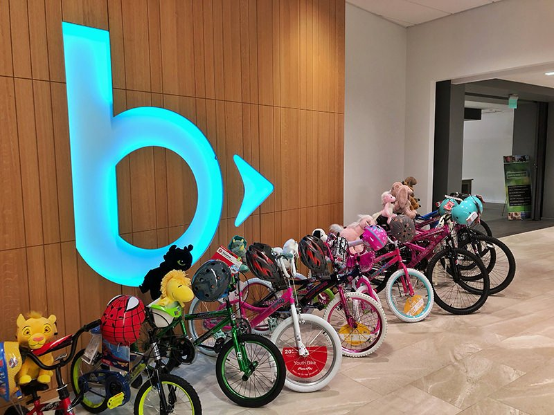 Toys for Tots Blackbaud Image