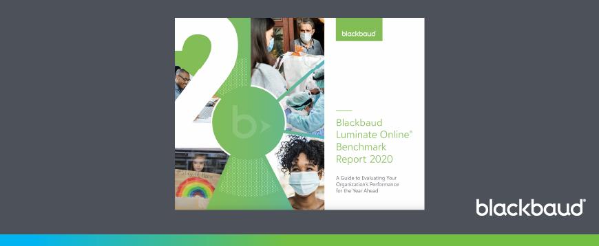 Blackbaud Luminate Online Benchmark Report 2020
