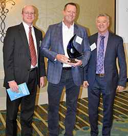 Tony Boor CFO of the Year 2019 Image