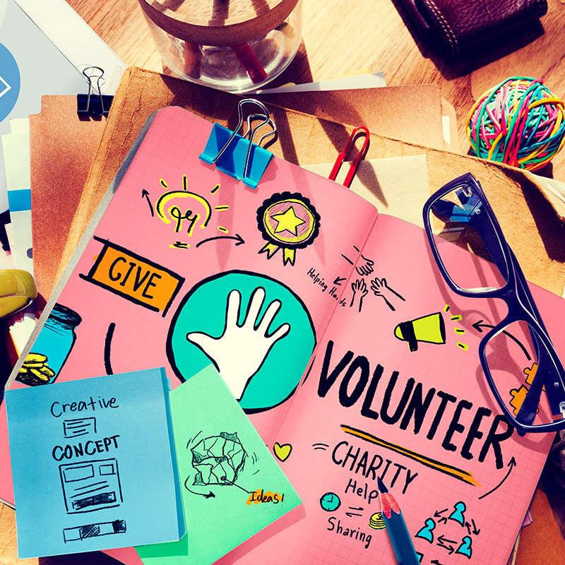 volunteer-give